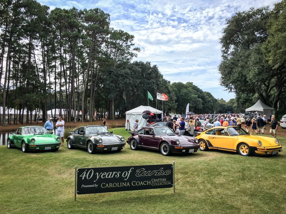 Carolina Coach Crafters Exhibits At Hilton Head Concours Carolina - Hilton head car show